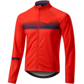 ALTURA AIRSTREAM LONG SLEEVE JERSEY 2019: RED XL