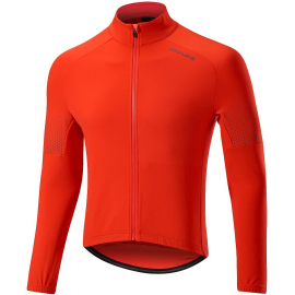 ALTURA FIRESTORM LONG SLEEVE JERSEY 2019: RED XL