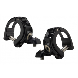 AVID MATCHMAKER X PAIR BLACK (COMPATIBLE WITH XX X0 & AVID ELIXIR CR MAG DISC BRAKES & ALL SRAM MM-COMPATIBLE SHIFTERS):