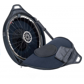 ZIPP CONNECT WHEEL BAG - SINGLE (ATTACHED VELCRO STRAPS ALLOWS FOR TWO BAGS TO BE CONNECTED TOGETHER):