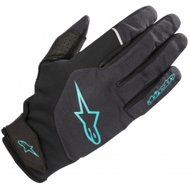 ALPINESTARS CASCADE WP TECH GLOVE 2018: BLACK DARK SHADOW CERAMIC XL