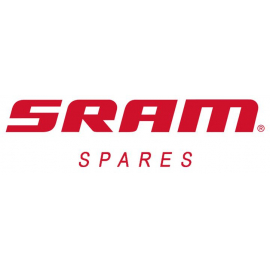 SRAM SPARE - DISC BRAKE CALIPER ASSEMBLY RED ETAP AXS D1 HRD POST MOUNT FRONT/REAR INCLUDING BRAKE PADS: