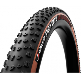 VITTORIA PEYOTE TLR G2.0 TYRE: TRANSPARENT/BLACK/BLACK 29X2.25