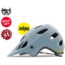 GIRO CHRONICLE MIPS DIRT/MTB HELMET 2019: MATTE GREY S 51-55CM