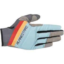 ALPINESTARS GLOVE - ASPEN PRO GLOVE 2019: ANTHRACITE STILLWATER RED OCH XL
