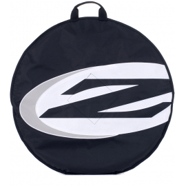 ZIPP SINGLE WHEEL BAG (INCLUDES PADDED WRAPAROUND HANDLE INNER SKEWER POCKET AND PADDED OUTER LAYER FOR WHEEL PROTECTION IN TRANSIT):