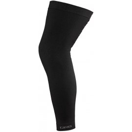 GIRO CHRONO KNEE WARMERS 2019: BLACK XS/S