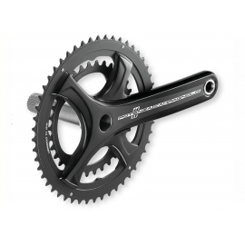 CAMPAGNOLO POTENZA BLACK CHAINSET POWER TORQUE SYSTEM 11 SPEED 172.5MM 53-39T:  11SPD 172.5MM 53-39T