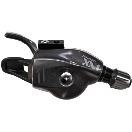 SRAM XX1 SHIFTER - TRIGGER 11 SPEED REAR W DISCRETE CLAMP BLACK:11 SPEED