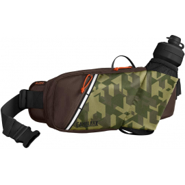 CAMELBAK PODIUM FLOW BELT HYDRATION PACK 2019: CAMELFLAGE/BROWN SEAL