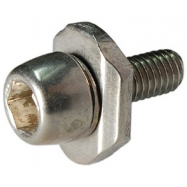 5mm Derailleur Mounting Bolt with Washer