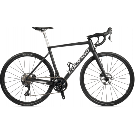 G3X Complete Bike GRX 810  Carbon Black & White