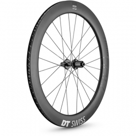 ARC 1400 DICUT disc brake wheel  carbon clincher 62 x 17 mm rim  rear