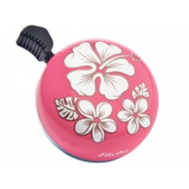 Bell  Domed Ringer Hawaii Pink