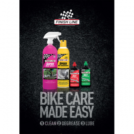 Bike Care Made Easy Booklet