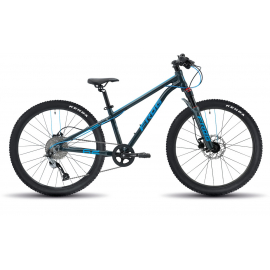 MTB 62 - Metallic Grey Neon Blue