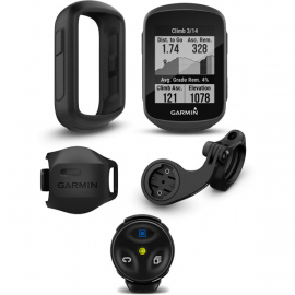 Edge 130 Plus GPS enabled computer - MTB bundle