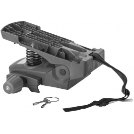 HAMAX CARESS UNIVERSAL RACK ADAPTER WITH SUSPENSION: