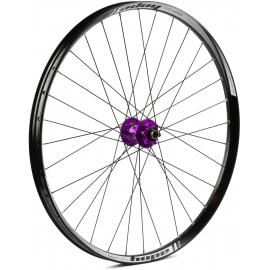 Front Wheel - 27.5 35W - Pro 4 32H - Purple