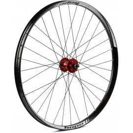Front Wheel - 27.5 35W - Pro 4 32H - Red