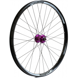 Front Wheel - 27.5 DH - Pro 4 32H - Purple