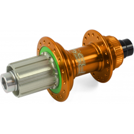 RS4 C/Lock Rear 24H Orange - 142/12mm