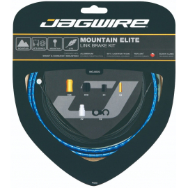 Mountain Elite Link Brake Kit  Blue