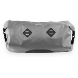 Caribou bikepacking handlebar bag  fully waterproof with roll down closure