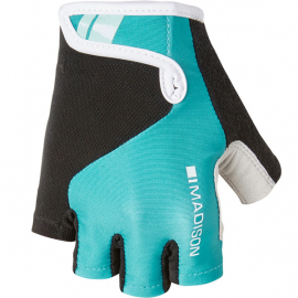 Keirin women's mitts  peacock blue X-small