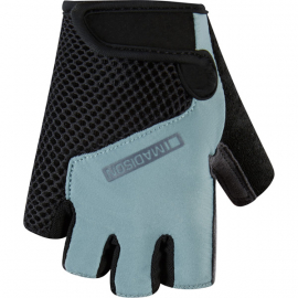 Lux women's mitts  shale blue large