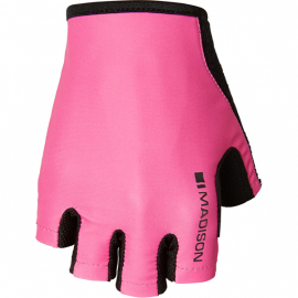 Track women's mitts  pink glo X-small