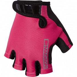 Tracker kid's mitts  bright berry small