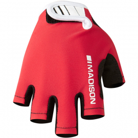 Tracker kid's mitts  flame red small
