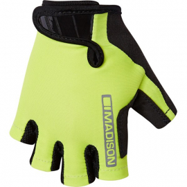 Tracker kid's mitts  lime punch small