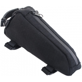 TT10 Top tube bag  foil lined with side pocket and hidden lead port