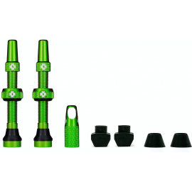 Tubeless Valve Kit 44mm/Green
