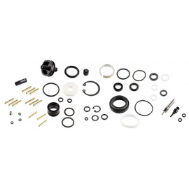 ROCKSHOX SPARE - FRONT SUSPENSION INTERNALS LEFT SPRING RS1 100 INCLUDES AIR SPRING TOP CAP BUMP STOP  ANCHOR FITTINGS):