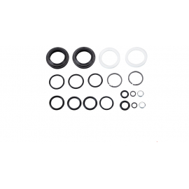 200 Hour/1 Year Service Kit (includes Dust Seals  Foam Rings  O-ring Seals) - Reba A7 130-150mm (BOOST (2018+)