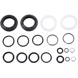 200 Hour/1 Year Service Kit (includes Dust Seals  Foam Rings  O-ring Seals) - Reba A7 130-150mm (Standard) (2018+)