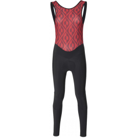 SANTINI FASHION CORAL WOMEN'S BIB-TIGHTS 2018:L