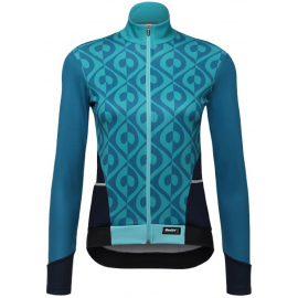 SANTINI FASHION CORAL WOMEN'S JERSEY 2018: