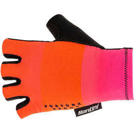 SANTINI REDUX FORTUNA AERO SHORT FINGER GLOVES 2020:XL