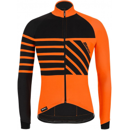 SANTINI SVOLTA JERSEY: FLUO ORANGE 2XL