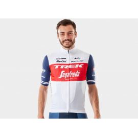 Trek-Segafredo Men's Team Replica Race Cycling Jerse