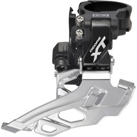 FD-M786 XT 10-speed double front derailleur conventional swing black