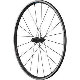 WH-RS300 clincher wheel  9/10/11-speed  130 mm Q/R axle  rear  black