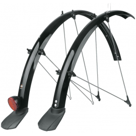 BLUEMELS WIREWAY MUDGUARD SET:45MM 28