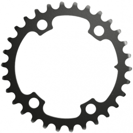 Force chainring 30t 94 BCD Black