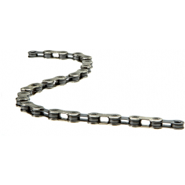 PC 1130 CHAIN - SILVER 114 LINK WITH POWERLOCK:
