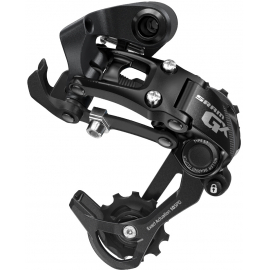 SRAM REAR DERAILLEUR GX TYPE 2.1 10-SPEED BLACK: BLACK 10SPD LONG